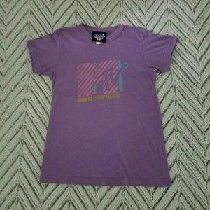 MTV Short Sleeve Tee Shirt
